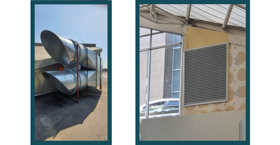 Balfour Mall - Installation of a Smoke Extraction System
